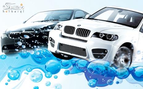 پکیج 1: نظافت خودروهای تیپ 1 در  کارواش پارسیان