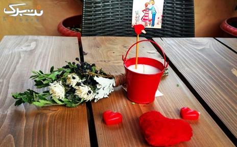 پکیج4: شمع سطل عشق از شرکت آسا تجارت کیش