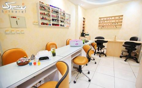 براشینگ مو در آرایشگاه درسانوین