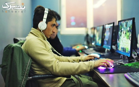 پکیج 1: یک ساعت بازی PS4 در کافه گیم