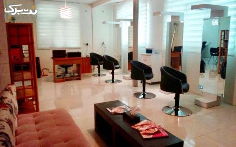 کوپ مو در آرایشگاه ملک آئین