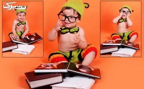 یک قطعه عکس 20*30 در آتلیه کودک و نوزاد سلوا