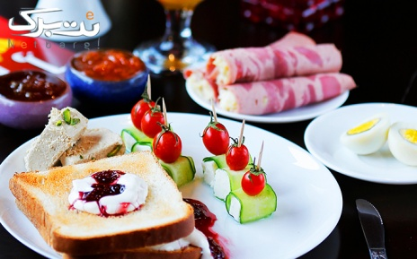 بوفه صبحانه پنجشنبه، جمعه و تعطیلات در رستوران پن