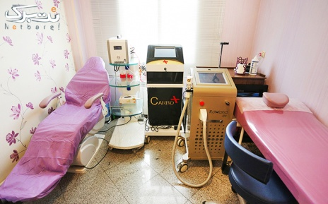 لیزر الکساندرایت ناحیه زیربغل در مطب دکتر دستنبو