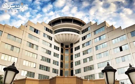 اقامت در اتاق 2 تخته جزیره هتل بزرگ ارم