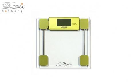 پکیج 2: ترازوی دیجیتال مدل Maximed طلایی