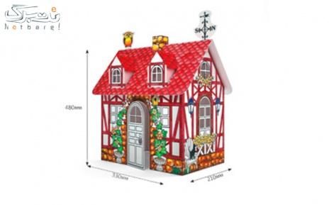 اتاق بازی رنگ آمیزی Artberry مدل خانه شهری