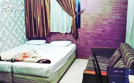 پکیج 1: اقامت تک در هتل سام مشهد