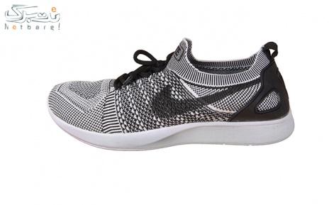 پکیج 4: کفش ورزشی مردانه طوسی طرح نایک سایز 44