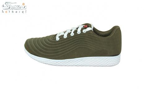 پکیج 1: کفش ورزشی زنانه سبز یشمی طرح نایک سایز 37