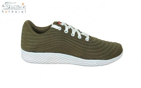 پکیج 2: کفش ورزشی زنانه سبز یشمی طرح نایک سایز 38