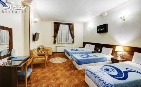 پکیج 2: اتاق سه تخته در شعبه رفسنجان هتل ایرانگردی