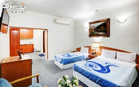 پکیج 3: سوئیت سه تخته درشعبه رفسنجان هتل ایرانگردی