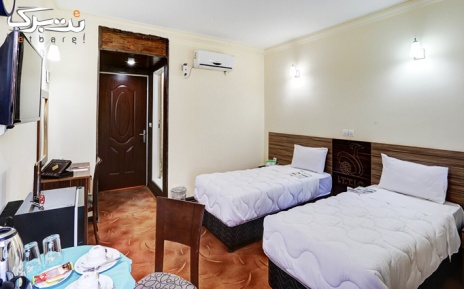 پکیج 1: اتاق یک تخته در شعبه سیرجان هتل ایرانگردی
