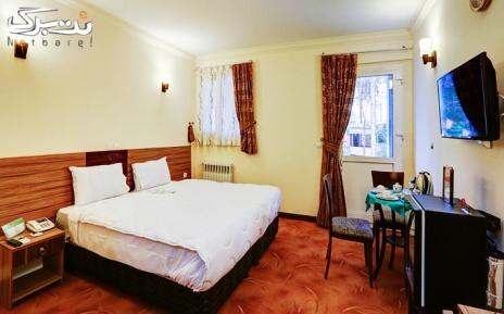 پکیج 2: اتاق دو تخته در شعبه سیرجان هتل ایرانگردی