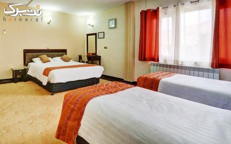 پکیج 1: اتاق 3 تخته در شعبه سنندج هتل ایرانگردی