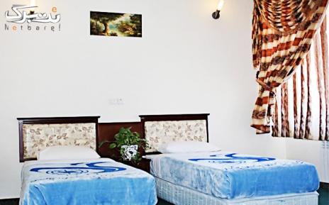 پکیج 1: اتاق دو تخته لوکس در هتل ایرانگردی یاسوج