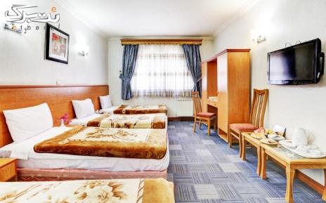 پکیج 1: اتاق دو تخته در شعبه بم هتل ایرانگردی