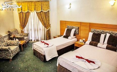 پکیج 1: اتاق دو تخته در شعبه بیرجند هتل ایرانگردی