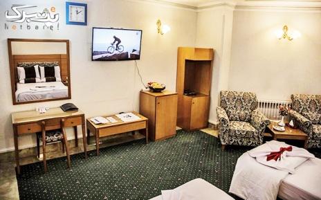 پکیج 2: اتاق سه تخته در شعبه بیرجند هتل ایرانگردی