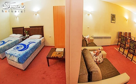 پکیج 2: اتاق دو تخته در شعبه سراب هتل ایرانگردی