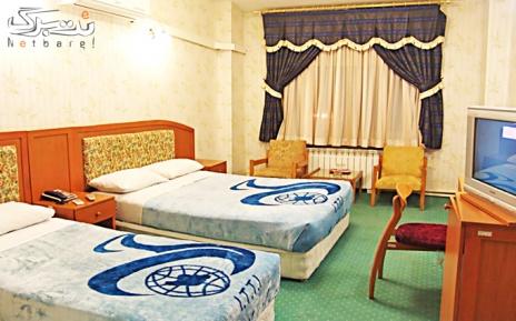 پکیج 3: سوئیت 4 تخته در شعبه شاهرود هتل ایرانگردی