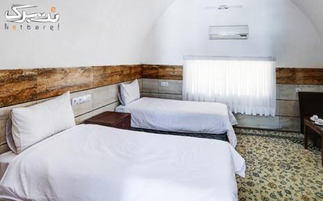 پکیج 3: کومه 2 تخته در شعبه زاهدان هتل ایرانگردی