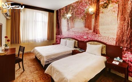 پکیج 4: ویلای 2 خوابه 4 تخته هتل جهانگردی زاهدان