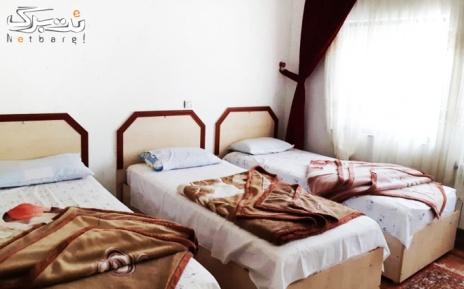 پکیج 1: سوئیت یک خوابه چهار تخته