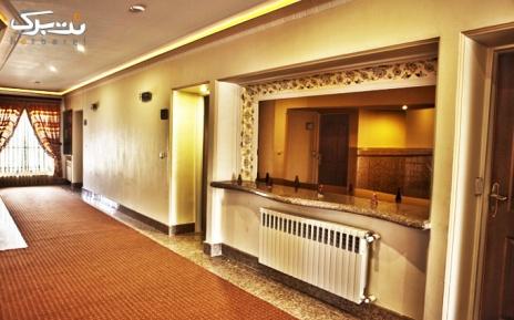 اتاق 2 تخته در هتل پدیدار خزر (با صبحانه)