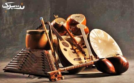 پکیج 2: آموزش انواع ساز در آموزشگاه آریا هنر