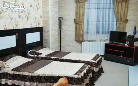 پکیج 1: اتاق دو تخته هتلی