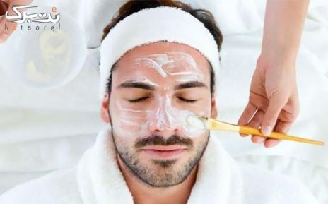پاکسازی پوست در پیرایش مردانه موهام