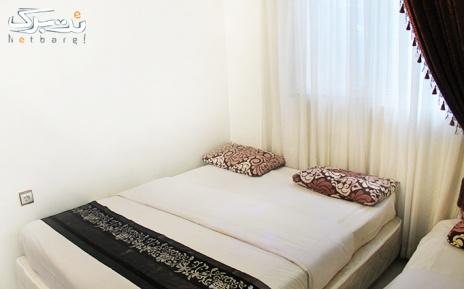 پکیج 2: اقامت تک (آخر هفته و تعطیلات) در هتل عرشیا