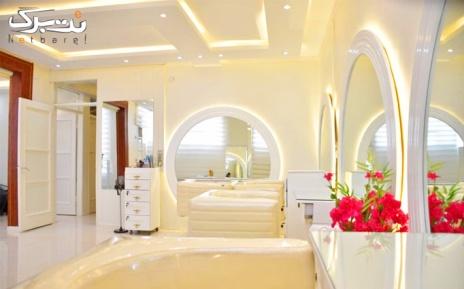 پکیج 1 : شینیون ساده در آرایشگاه فرحناز