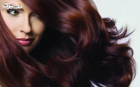 ویتامینه موی کوتاه در سالن زیبایی یسنا