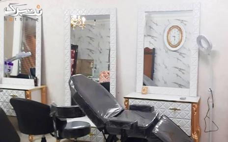 تاتو فیبروز در سالن زیبایی رز