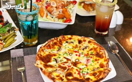 منو غذاهای فرنگی در کافه رستوران شادان