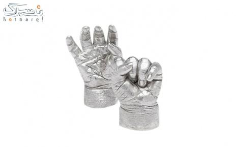 پکیج1: کیت قالب گیری دست و پای نوزاد در نی نی هلپ