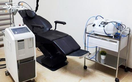 لیزر فول بادی الکساندرایت کوترا در مطب خانم دکتر مجری