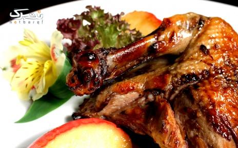 پکیج2: رستوران گیله وا (شعبه بلوار امام رضا) با ماهی قزل آلا کبابی