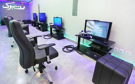 پکیج 1: یک ساعت بازی (بازی های VR)  در گیم نت و کلوپ واقعیت مجازی Game Over