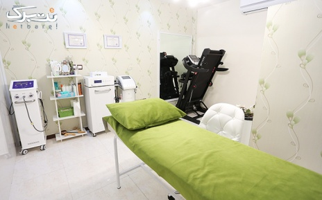 لیزر ناحیه زیربغل در مطب دکتر دبیری