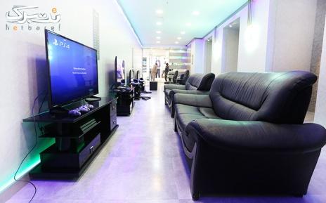 پکیج 2: یک ساعت بازی با دستگاه PS4 (تک نفره) در گیم نت و کلوپ واقعیت مجازی Game Over