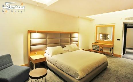 پکیج 3: یک واحد استاندارد 4 تخته در هتل ونوس پلاس