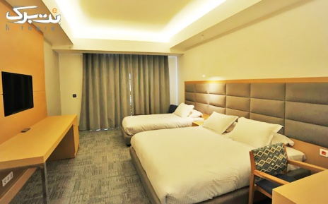 پکیج 1: double & twin room  در هتل  ونوس پلاس