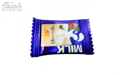 پکیج 1: شکلات دو سر پرس شیری - فندقی  شوکولیکس از سترگ دانه آسیا
