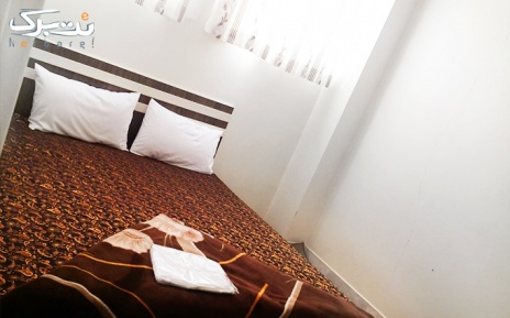 پکیج 3: آپارتمان یک خوابه چهار تخته در هتل آپارتمان فردوس قم