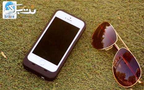پکیج 2: قاب باتریدار برای iPhone 6 از پارسیان تابان