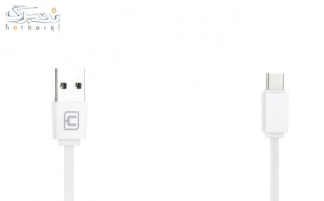 پکیج 1: کابل تبدیل USB به TYPE-C از تامین کالای نت برگ